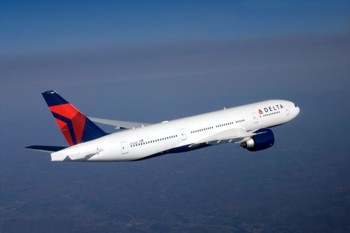 Delta ranked as the best US airline in 2019